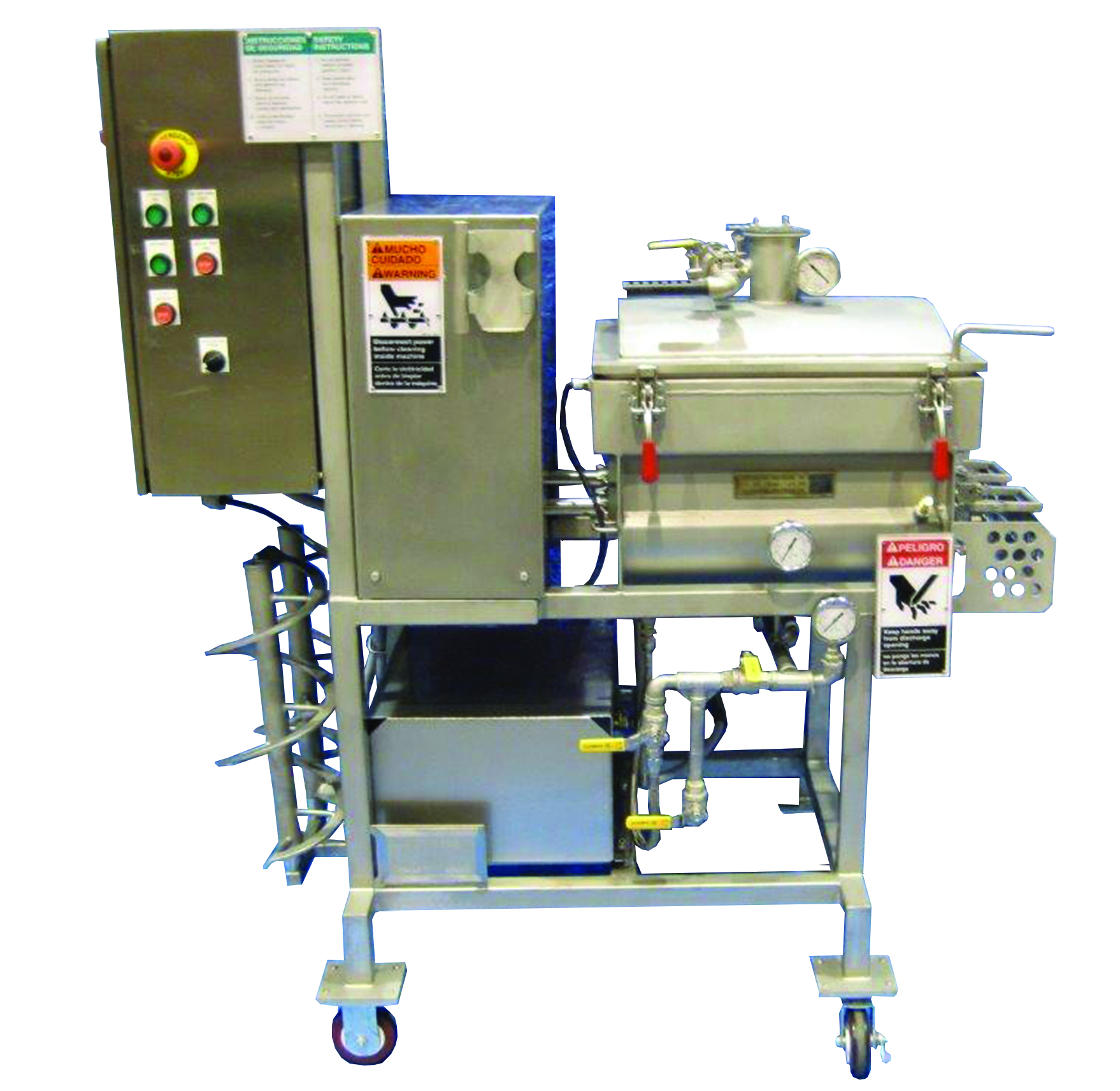 Laboratory Cheese Cooker