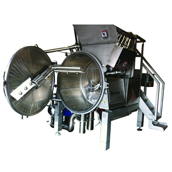 high speed batch mixer