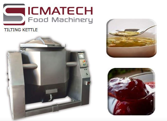 Sicmatech Tilting Kettle