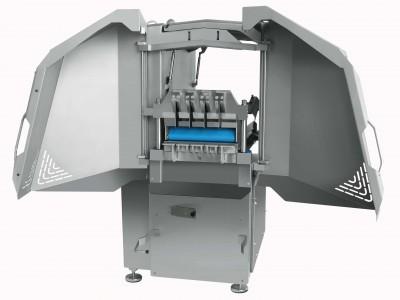 frozen block cutter
