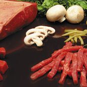 Galan-Prospekt-Fleisch