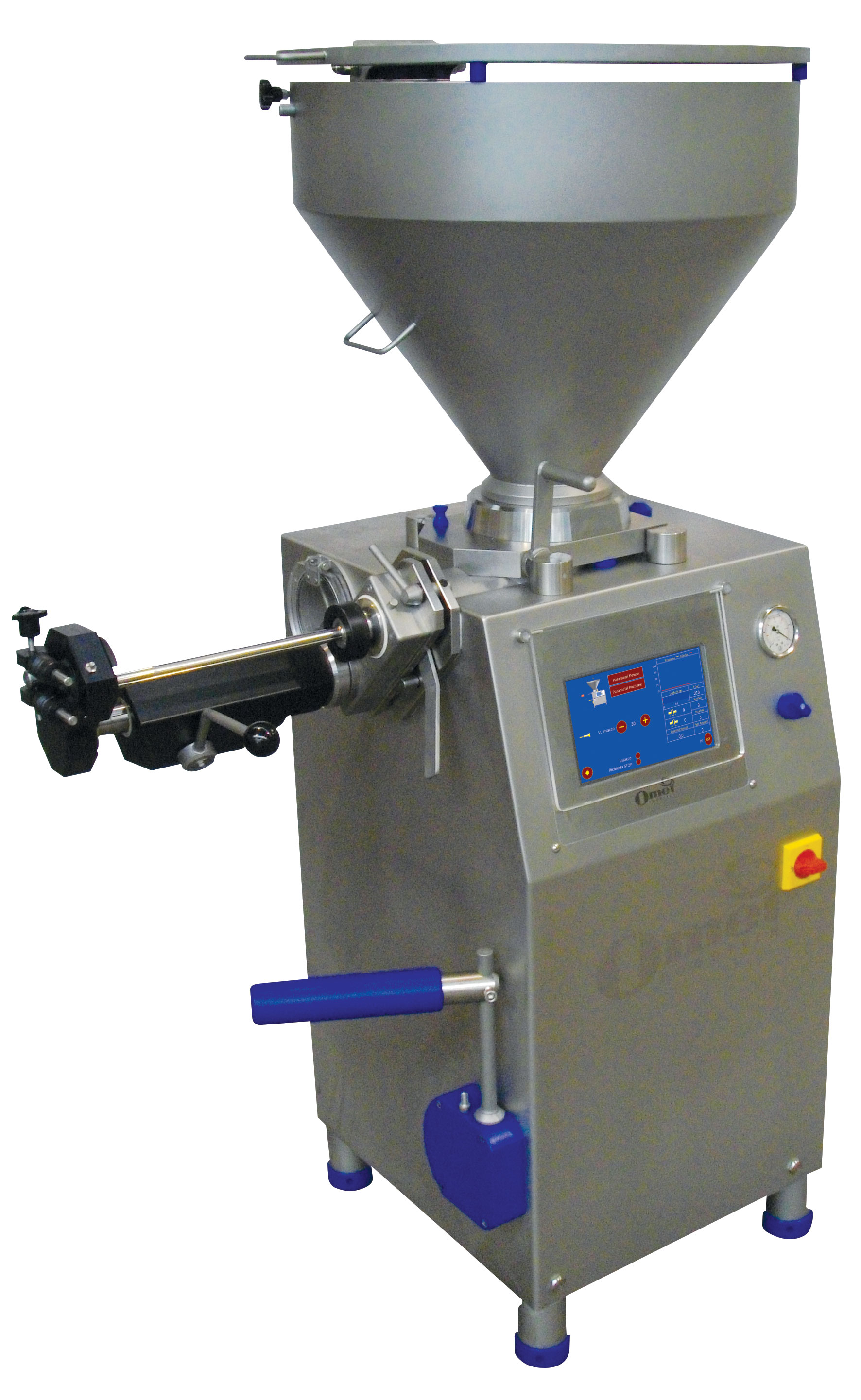 continuous vacuum filler