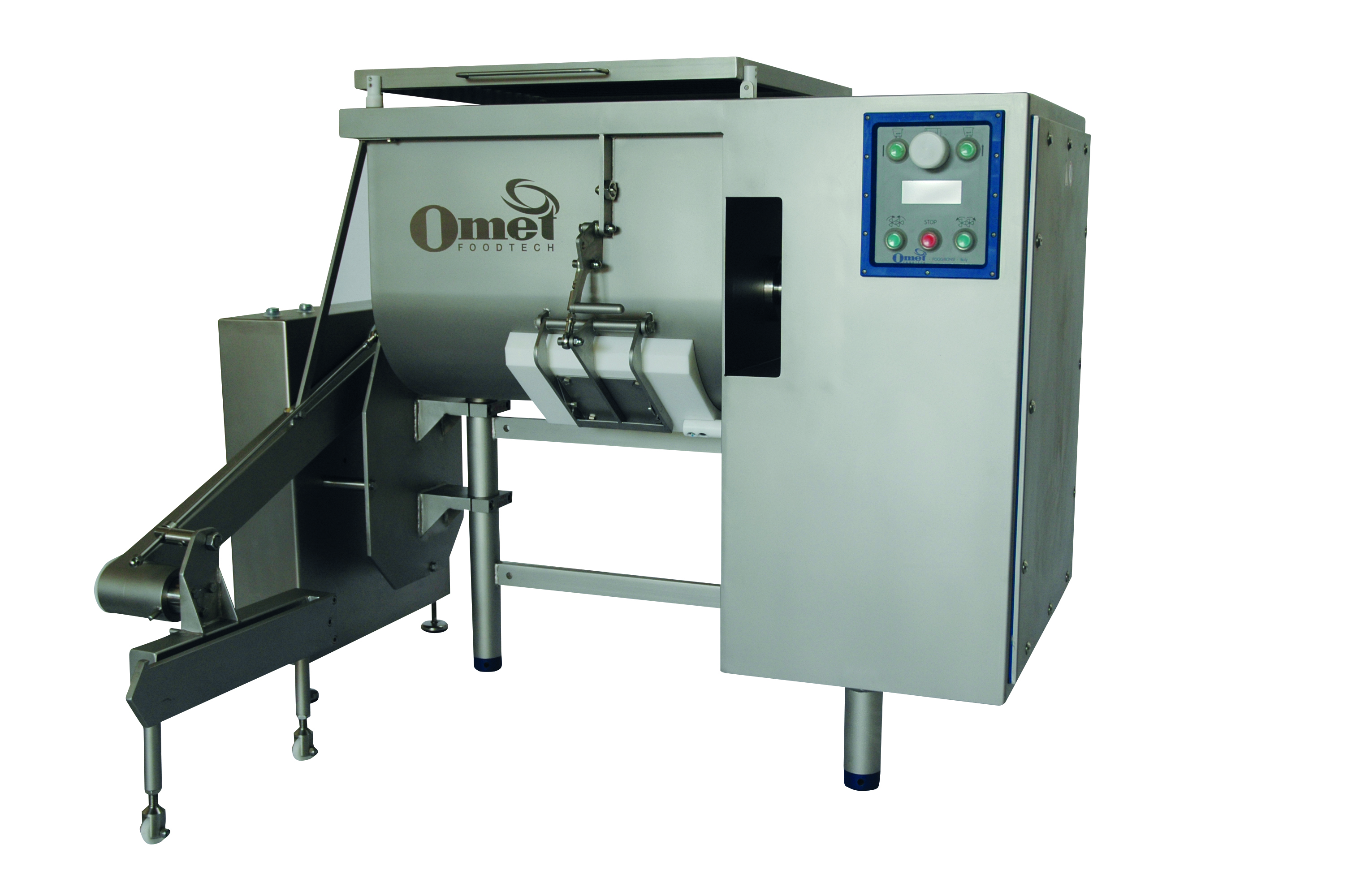 industrial meat mixer