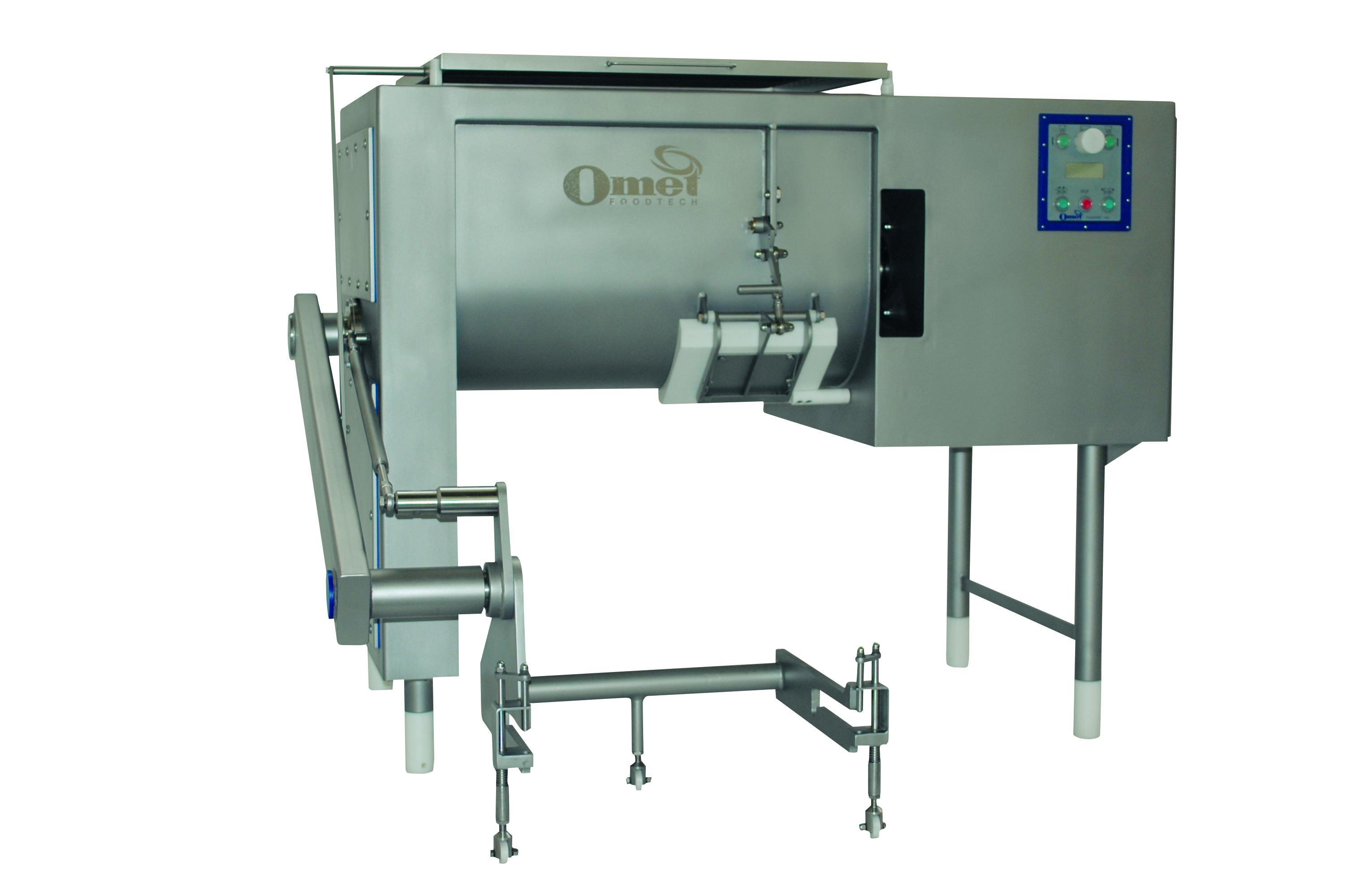 Omet Mixer