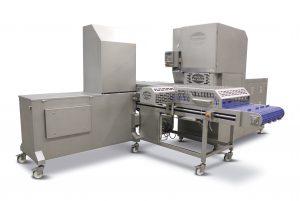 industrial bacon press